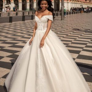 Bridal Dress - Amber