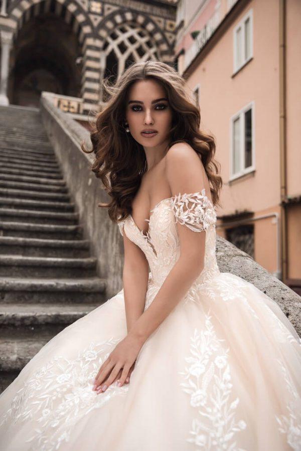 Bridal Dress - Delia