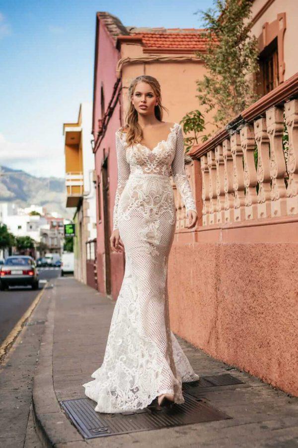Bridal Dress - Gizel