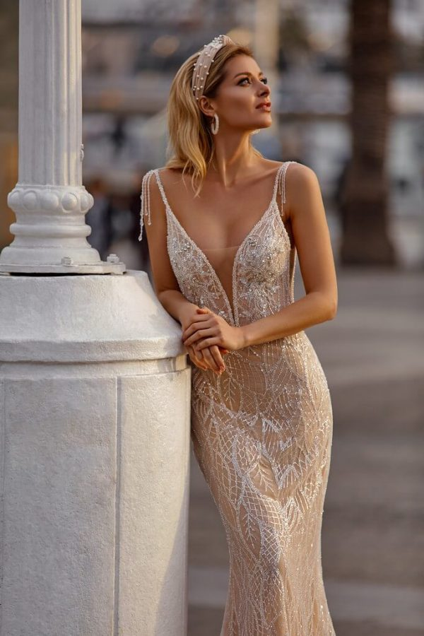 Bridal Dress - Lourella