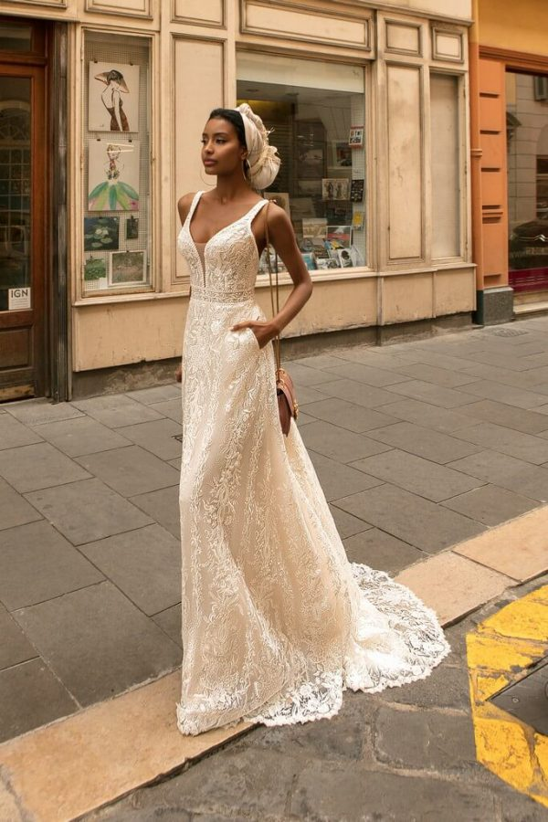 Bridal Dress - Malva