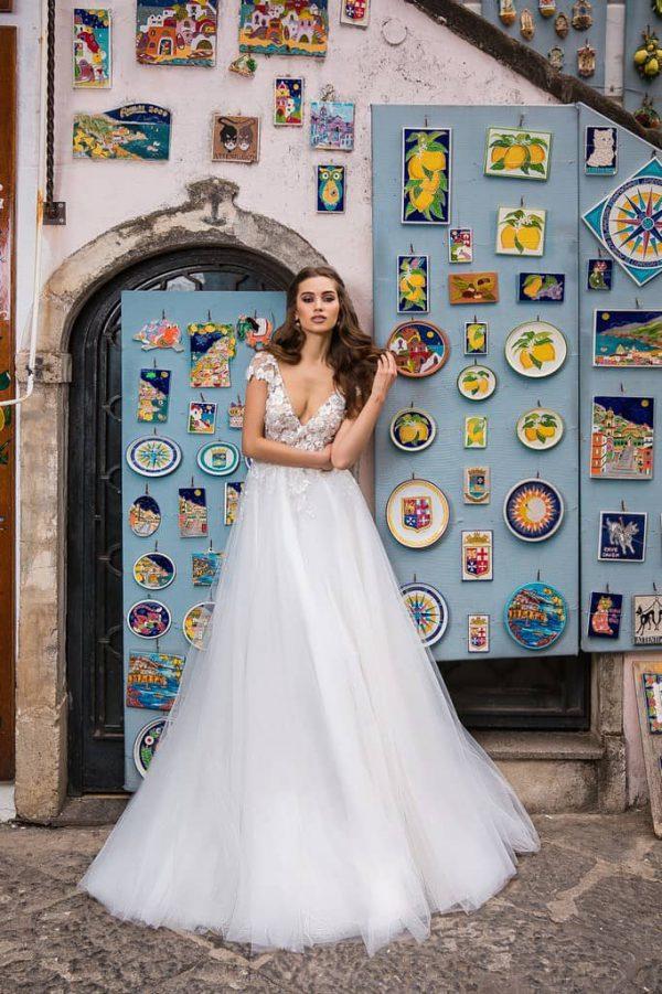Bridal Dress - Mavka
