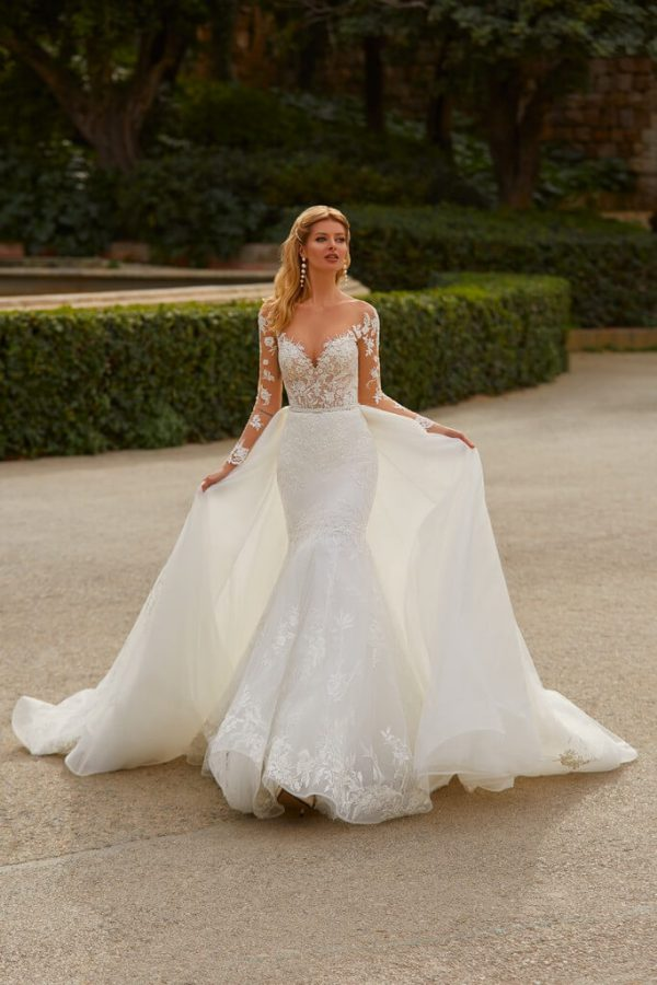 Bridal Dress - Romessa